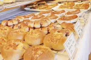 ▲お好みのパンをお探しください。 [/caption]