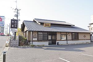▲国道13号線、ヤマダ電機前の交差点近く。